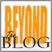 beyond the blog logo