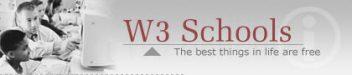 w3c school logo